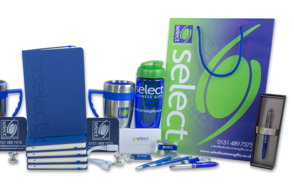 The Promotional Products Experts | Select Business Gifts